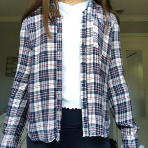 Tops - super soft flannel